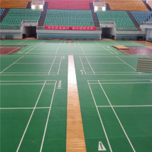 Pavimentos Desportivos em PVC para Quadra de Badminton