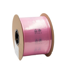 High Quality Customized Transparent Print PE Plastic LDPE Preopen Bag on Roll for Iron parts