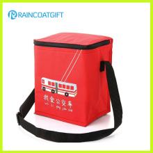 Klassische PVC Aluminiumfolie große rote Kühltasche (Rbc-127)