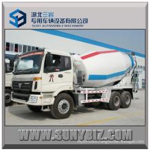 14 Cubic Foton 6X4 Mixer Truck