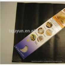 PTFE no mess reusable non stick cooking mat sheet liner