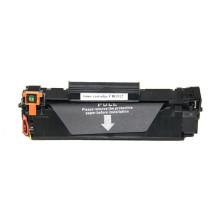Cartucho de tóner CRG925 recargado compatible para impresora Canon