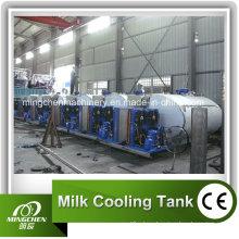 3000L Milk Cooling Tank (MCLF-SZ) for Milk/Juice