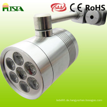 7 Watt Hochleistungs-Farbwechsel LED Lichtschiene