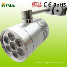 Faixa LED luzes de mudança de cor de alta potência 7 watts
