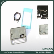 High quality magnesium die casting parts with different surface treatments