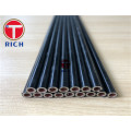 SAEJ526 PVF/ Copper Coating Single Wall Bundy Tube