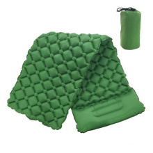 Super Comfortable Air-Support Ultralight Traveling Mat with 40D TPU Nylon Fabric
