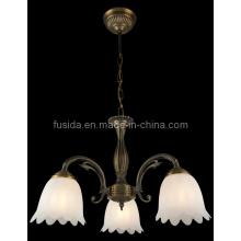 Traditionelles europäisches Design Antikes Kronleuchter Licht