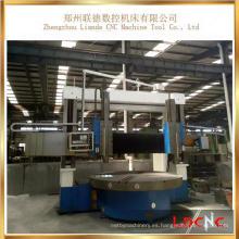 CK5250 Chino doble columna de precisión de precisión CNC torre vertical Precio