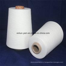 40s T / C 65/35 Полиэфирная смешанная пряжа для вязания