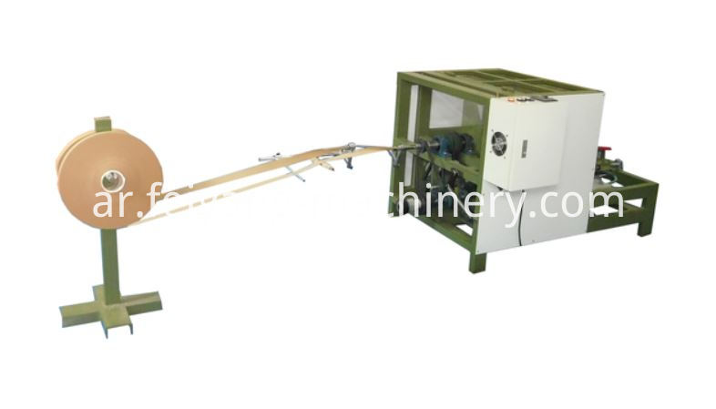 twisted paper rope machine for paper bags