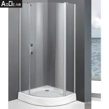 Aokeliya glass door for showers cabin dream shower door aluminum profile shower door