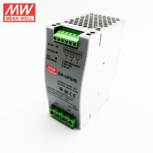 Ursprüngliches meanwell 40A DC-USV-Modul DR-UPS40 Batteriecontroller für DIN-Schienen-USV-System