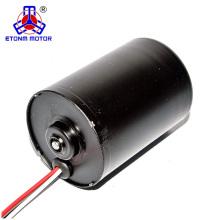 12 вольт 6000 об / мин с высоким крутящим моментом безщеточный двигатель постоянного тока