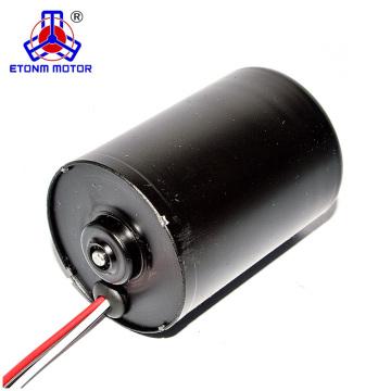 Moteur à courant continu sans balai à couple élevé de 12 volts et 6000 tr / min