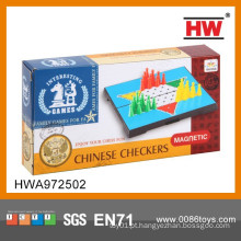 Hot Sale Inteligente Toy Magnetismo Chinês Damas