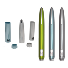 Medical devices Anodized parts Canisters
