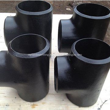 A420 Wpl6 Carbon Steel Pipe Equal Tee