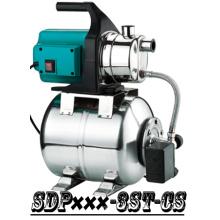 (SDP600-3ST-CS) Casa Jardim jato bomba de água com tanque de escorvamento