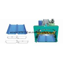 Machine de formage de tuiles Jch de haute qualité de 760 mm