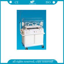 AG-Iir001b Incubateurs médicaux radiants pour nourrissons médicaux