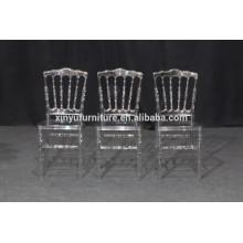Transparent wedding tiffany chair XYN368