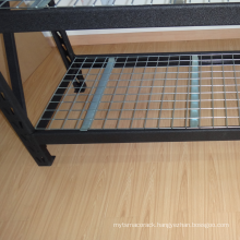 Customized adjustable medium duty industrial rack/mould welding rack with steel panel