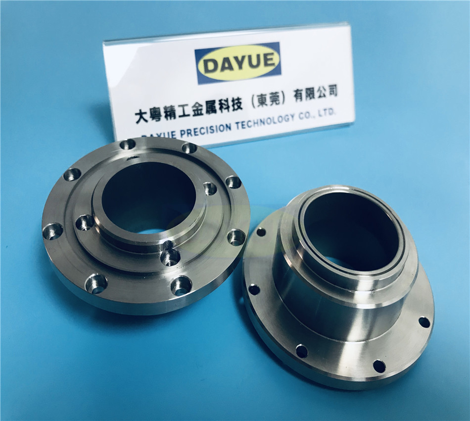CNC Turning & CNC Milling