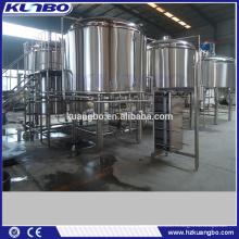 China fabrica equipos de fabricación de cerveza para cervecería, pub, etc.
