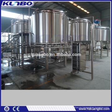 Máquina automática de puré / Sistema de preparación de cerveza llave en mano