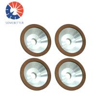 11A2 12A2 resin bond diamond grinding wheel for CNC grinder machine