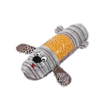 Pet Products Wholesale Dog Toy Durable Pop OEM Fleece Dog Toy