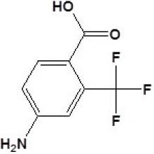 4-Amino-2-Trifluoromethylbenzoic Acidcas No. 393-06-6
