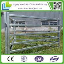 Painel de vedação de fazenda de gado de metal soldado estilo australiano