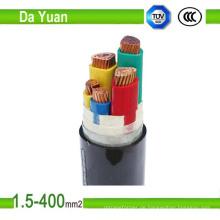 H05VV-F UL2464 4 * 0,75 / 1,0 / 1,5 / 2,5 mm2 300 / 500V Kabel