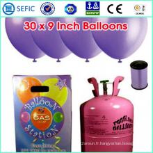 Cylindre jetable de gaz d'hélium de vente chaude de bas prix (GFP-13)