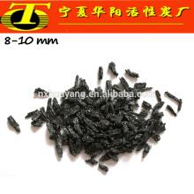 Desoxidator schwarzes Silizium-Cabrid mit hoher Reinheit 98%