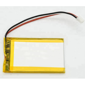 Batería recargable de litio lipo 3.7v para dispositivo médico