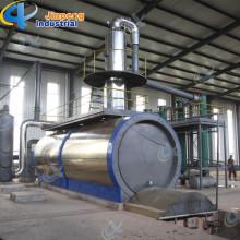 Plastic Oil Distillation Equipment to Diesel Oil
