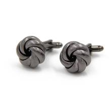 VAGULA nouveau métal Mancuerna boutons de manchette (HLK35139)