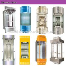Капсула Лифты / Достопримечательности Лифт / Наблюдение Лифт / Панорамный стеклянный лифт