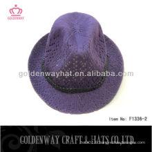 Chapeaux de foutre d'hiver de dames