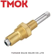 plumbing fitting faucet stem brass cartridge