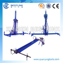 Pneumatic Mobile Rock Drill for Horizontal Bl28-2am