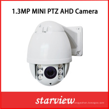 1.3MP Infrared Mini PTZ Ahd IR High Speed Dome Camera