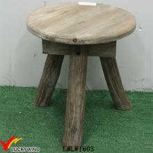 Мини-кофейный стол из массива дерева