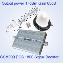 GSM Repeater 900 и 1800 Сотовый телефон Booster Dual Band