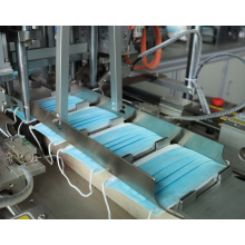 Fully Automated Anti-dust Mask Earloop Welding Machine