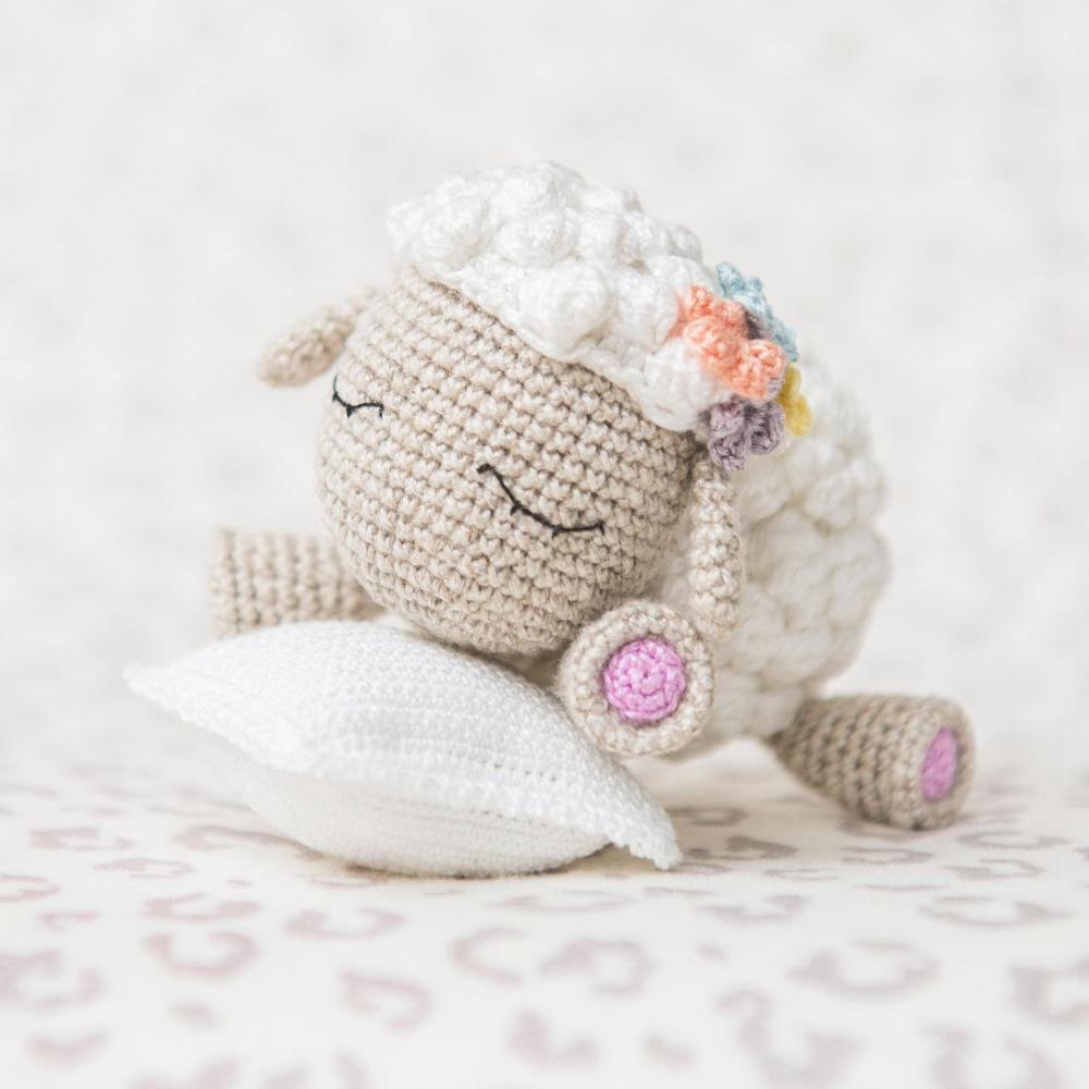8 1 Crochet Sheep Amigurumi